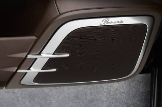 Аудиосистема Burmester High End Surround Sound