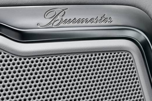 Аудиосистема Burmester High End Surround Sound Porsche